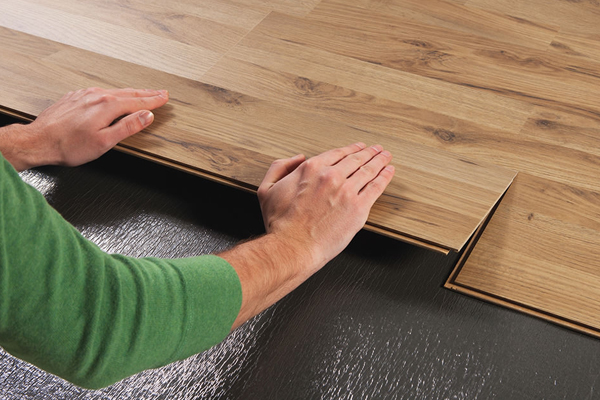 Laminate Floor Installation Indianola Iowa Phillips Floors