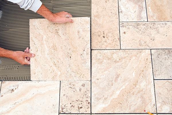 Ceramic Tile Flooring Installation Indianola Iowa Phillips Floors