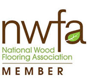 Phillips' Floors is a proud member of the National Wood Flooring Association