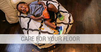 Care for your floors